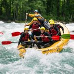 fare rafting in Trentino
